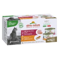 Almo Nature HFC Natural Made in Italy 4 x 70 g