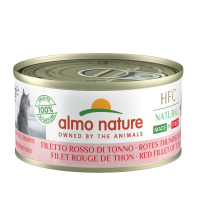Almo Nature HFC Natural Made in Italy 6 x 70g