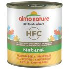 Almo Nature HFC Natural 6 x 280 g