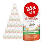 Πακέτο Προσφοράς: Almo Nature HFC Natural Φακελάκια 24 x 55 g
