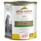 Almo Nature HFC Natural 6 x 280g pour chat