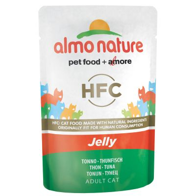 Almo Nature HFC Pouches 6 x 55g
