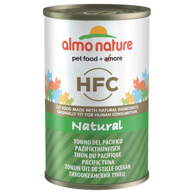 Almo Nature HFC pour chat 20 x 140 g + 4 boîtes offertes !