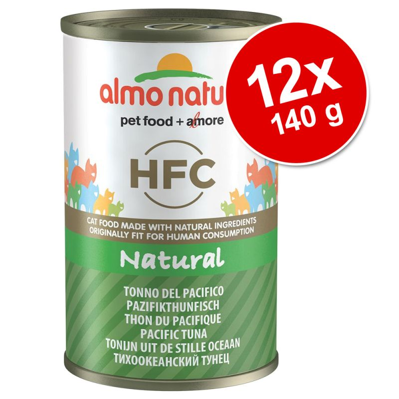 Almo Nature HFC Saver Pack 12 x 140g