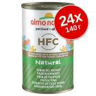 Икономична опаковка Almo Nature HFC 24 x 140 г