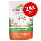Икономична опаковка Almo Nature HFC в паучове 24 x 55 г