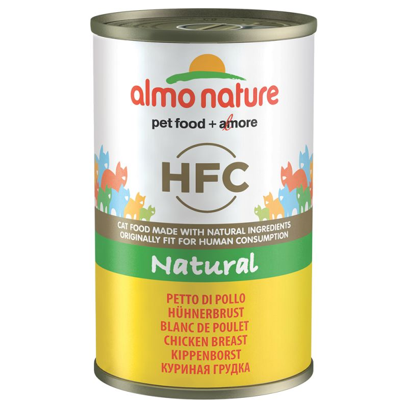 Almo Nature HFC 6 x 140g