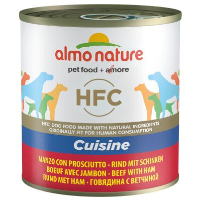 Almo Nature HFC 12 x  280 g / 290 g - Pack Ahorro