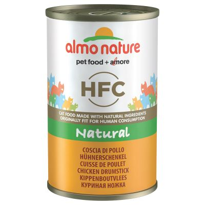 Almo Nature HFC 6 x 140 g pour chat