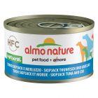 Almo Nature HFC 6 x 95 g pour chien