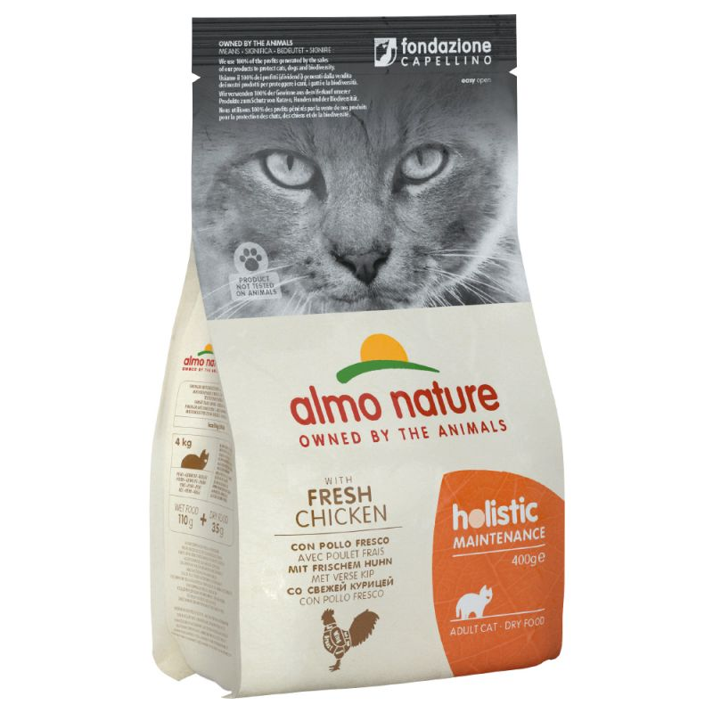 Almo Nature Holistic Adult Cat - Chicken & Rice