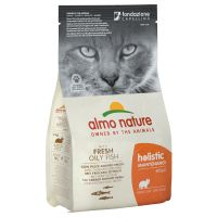 Almo Nature Holistic Adult Cat - Oily Fish & Rice