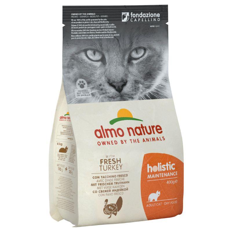 Almo Nature Holistic Adult Cat - Turkey & Rice