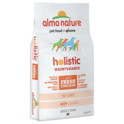 Almo Nature Holistic Adult Huhn & Reis Medium