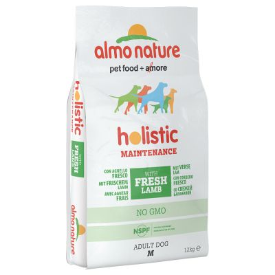 Almo Nature Holistic Adult Lamm & Reis Medium