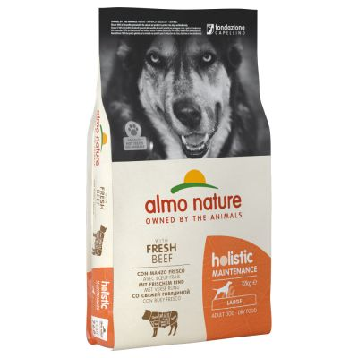 Almo Nature Holistic Adult Rind & Reis Large