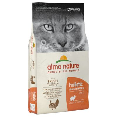 Almo Nature Holistic con Tacchino Fresco
