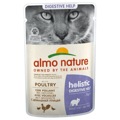 Almo Nature Holistic Digestive Help Pouches 70g