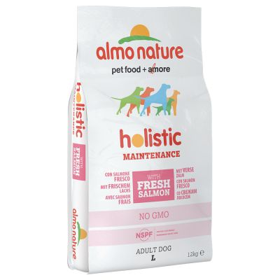 Almo Nature Holistic Dog Food - Large Adult Salmon & Rice