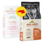 Almo Nature Holistic Dog Food - Large Adult Salmon & Rice