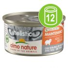 Almo Nature Holistic Maintenance 12 x 85 g pour chat