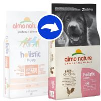 Almo Nature Holistic Medium Puppy con Pollo e Riso