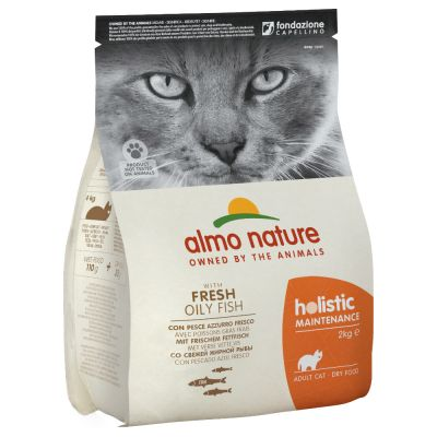 Almo Nature Holistic Oily Fish & Rice