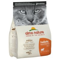 Almo Nature Holistic poisson gras, riz