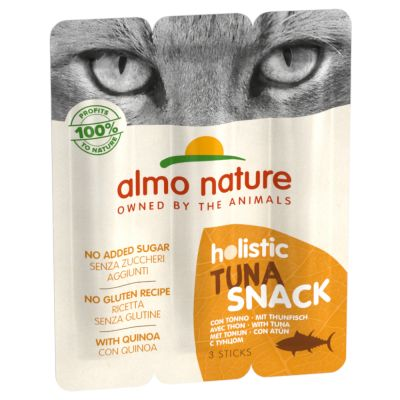 Almo Nature Holistic snack para gatos