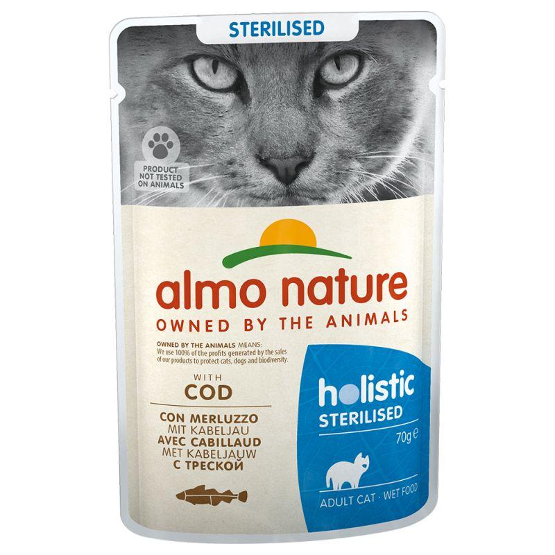 Almo Nature Holistic Sterilised
