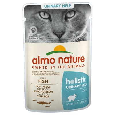 Almo Nature Holistic Urinary Help en bolsitas