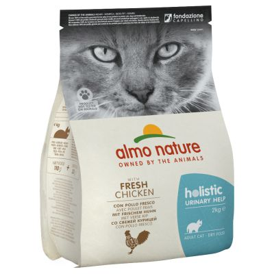 Almo Nature Holistic Urinary Help poulet pour chat