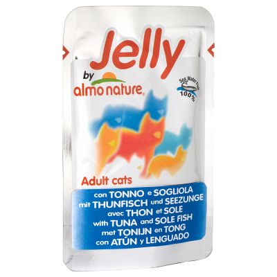Almo Nature Jelly, 6 x 55 g