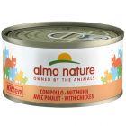 Almo Nature Kitten csirke