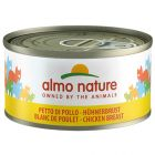 Almo Nature konzervy 24 x 70 g
