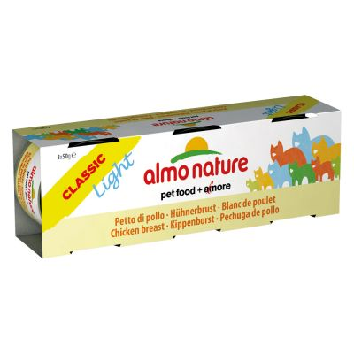 Almo Nature Light 6 x 50 g