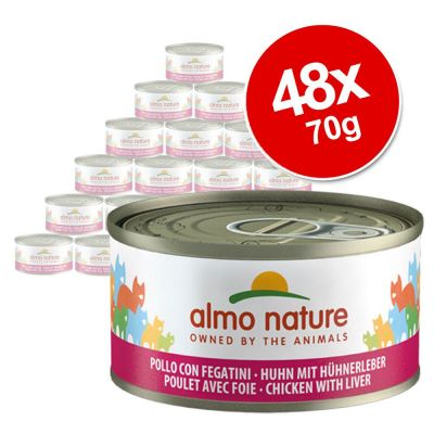 Almo Nature Mega Pack 48 x 70g