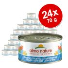Almo Nature 24 x 70 g