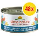 Almo Nature 48 x 70g
