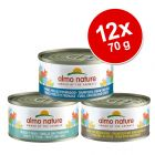 Almo Nature 12 x 70 g