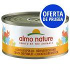 Almo Nature 6 x 70 g pack mixto de prueba