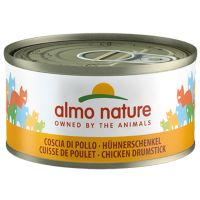 Almo Nature 6 x 70 g pour chat