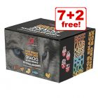 Alpha Spirit Dog Snacks Mixed Box - 7 + 2 Free!*