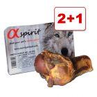 Alpha Spirit -kinkkuluut 2 + 1 kaupan päälle!