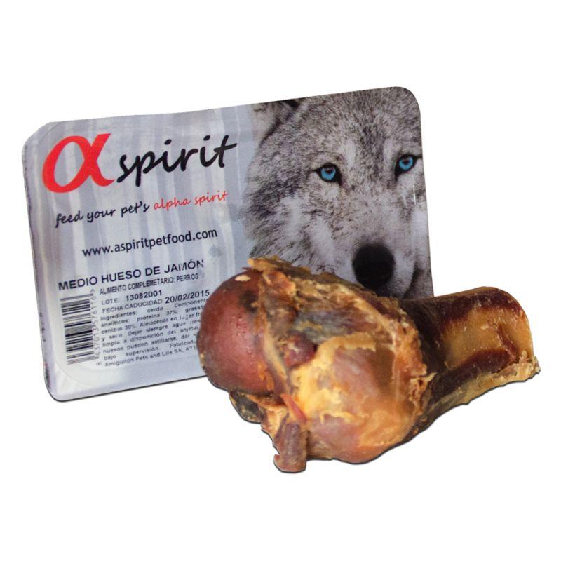 Alpha Spirit medio hueso de jamón serrano