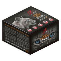Alpha Spirit Multi-Flavour, przekąska dla kotów