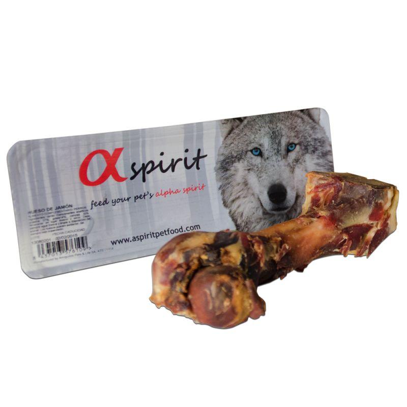 Alpha Spirit os de jambon entier pour chien