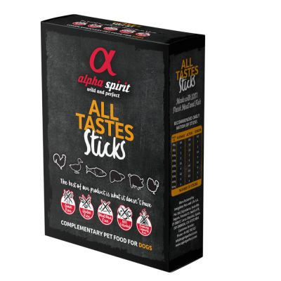 alpha spirit Sticks Mixbox All 6 Tastes