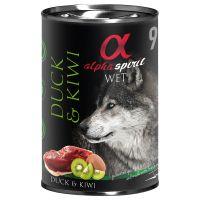 Alpha Spirit 6 x 400 g pour chien