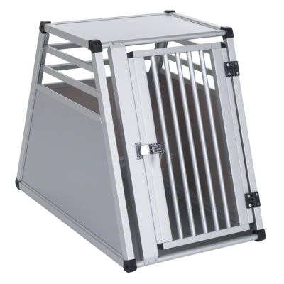 AluRide Dog Crate